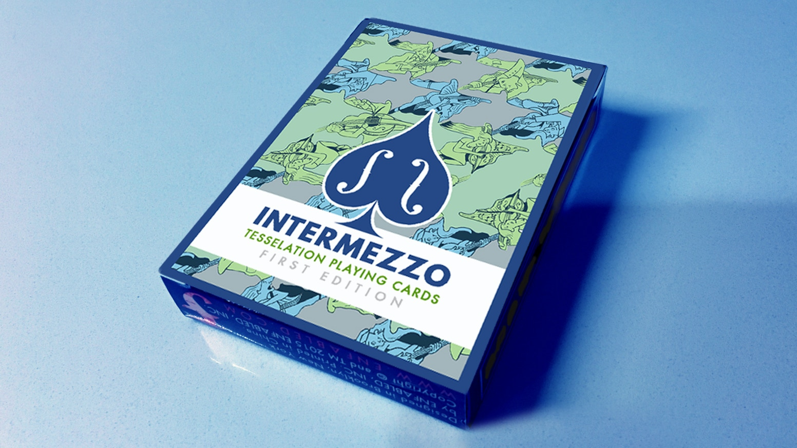 Intermezzo: Tessellation Playing Cards