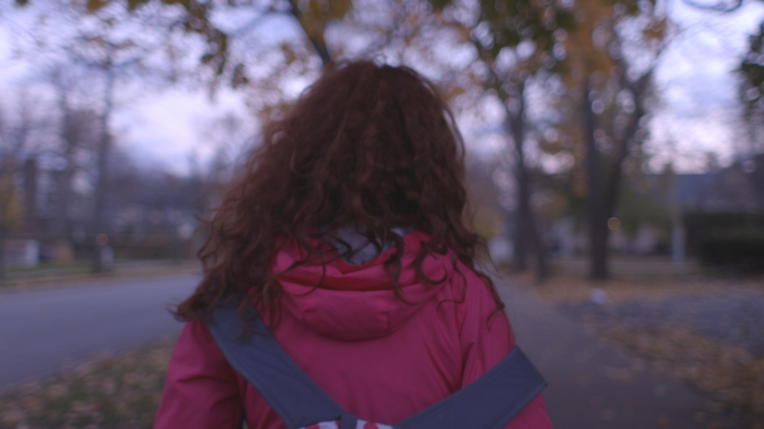 A little film about a kid named Lissie, our otherness, and the shadows that come for us all.