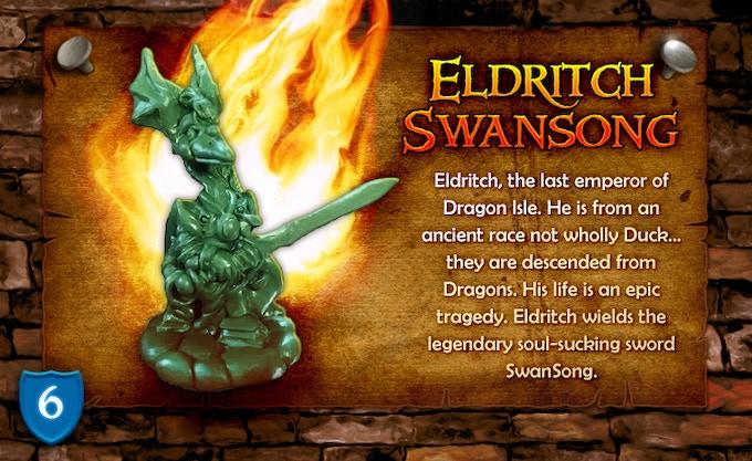 Eldritch SwanSong.
