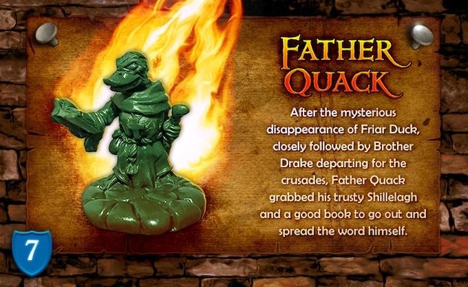 Father Quack!