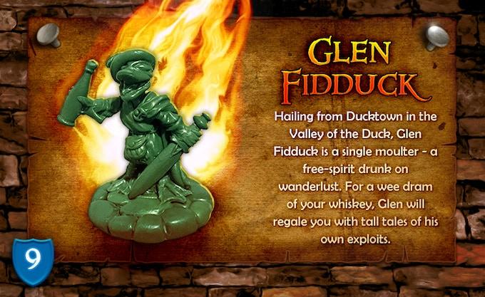 Glen Fidduck!