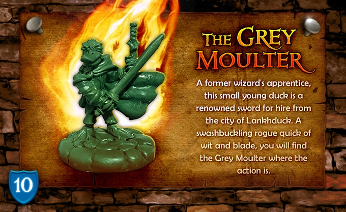 The Grey Moulter!