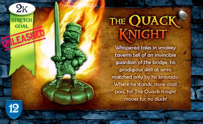 The Quack Knight!