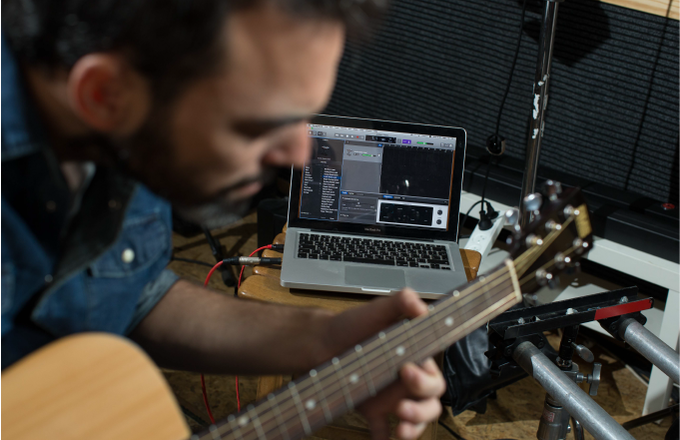 Onemanband omb a new way to play guitar by onemanband kickstarter there are a few ways weve integrated our tech with guitars 3 guitars with our tech built in 2 acoustic and 1 electric an upgrade kit for adding omb to solutioingenieria Images