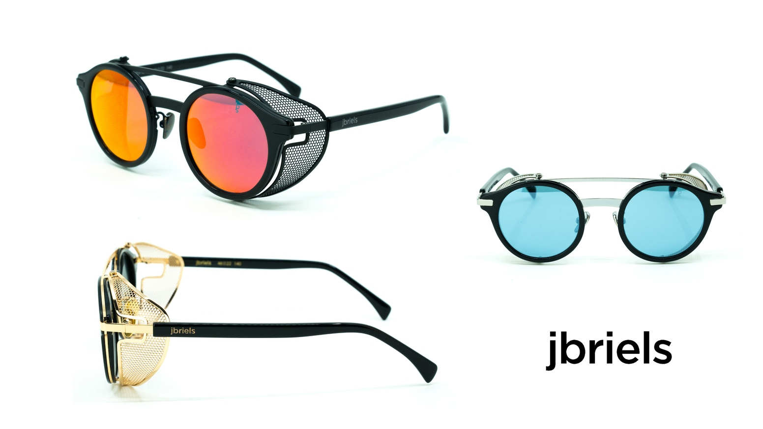 Searching for something different? Something exclusive? Maybe a combination of both?  Welcome to the world of jbriels sunglasses.