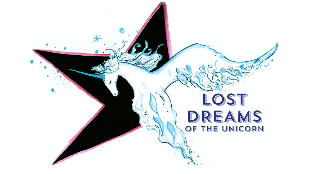Lost Dreams of the Unicorn - Graphic Novel Inspired by RPGs project video thumbnail