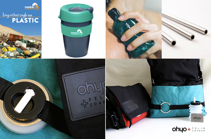 Make ANY pledge and you may get the Lucky Ohyo 2Bag with the Marine Conservation Society Keep Cup & Plastic-free Living Guide, LUSH Naked Shower Gel, KeepCup Straw, Bamboo Toothbrush and Pencils!