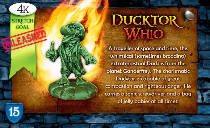 Ducktor Whio?