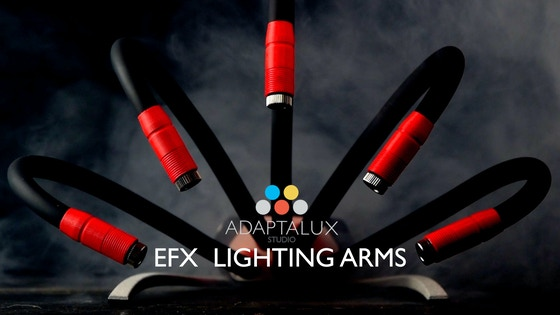 Adaptalux Studio EFX Lighting Arms
