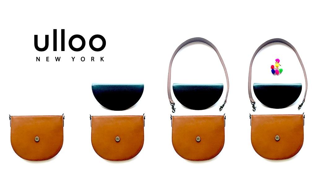 Introducing the Interchangeable Handbag Set project video thumbnail