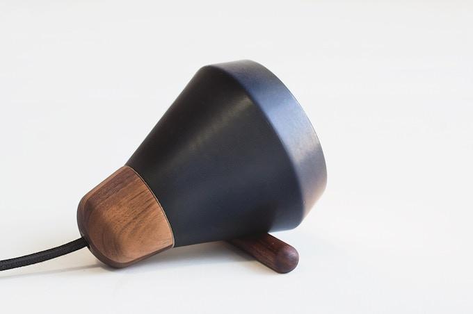 Ensemble negro y nogal / black and walnut
