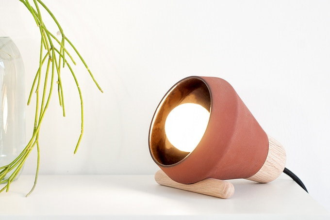 Ensemble table lamp