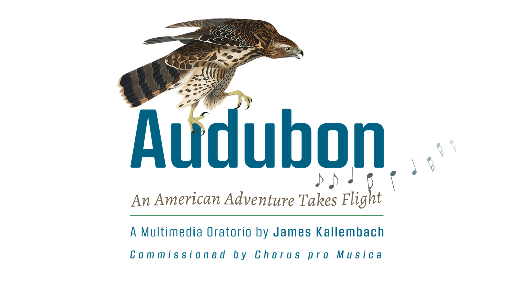 Audubon: A Multimedia Oratorio by James Kallembach project video thumbnail
