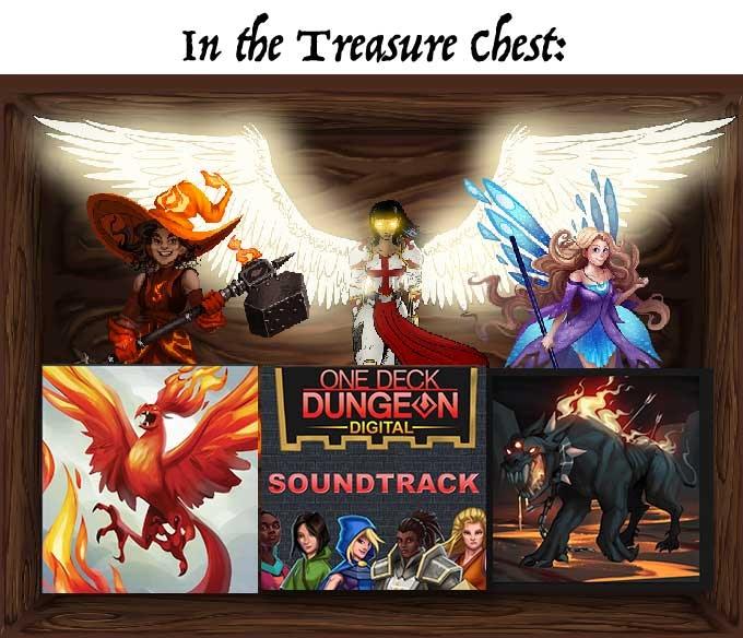 One Deck Dungeon Digital Tabletop Game By Handelabra Games