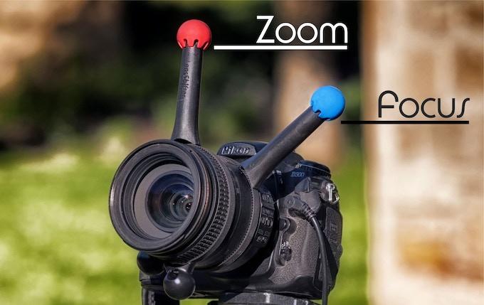 Control Focus & Zoom. Image courtesy of photographer Jason Crespin. Instagram @jasoncrespin