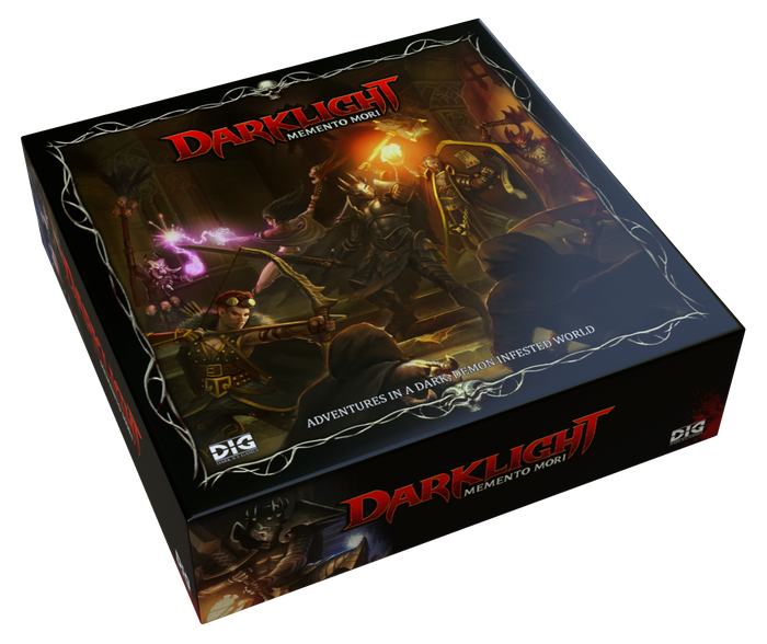 A cooperative dungeon crawler which combines tabletop and RPG elements in a dark-gothic world. Inspired by the greatest of its kind.