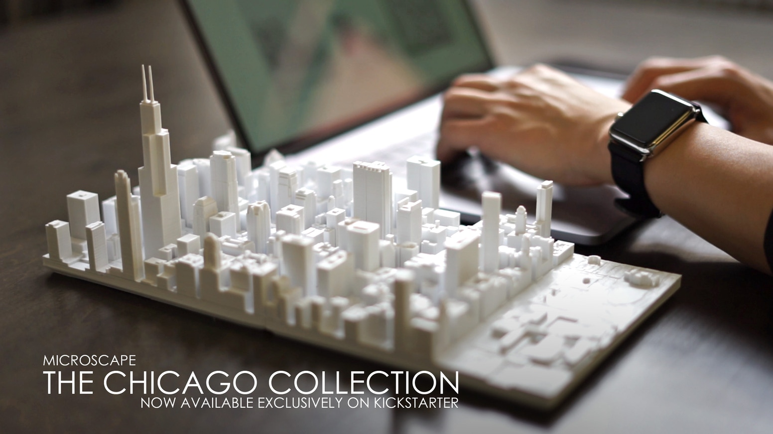 Microscape | Downtown Chicago