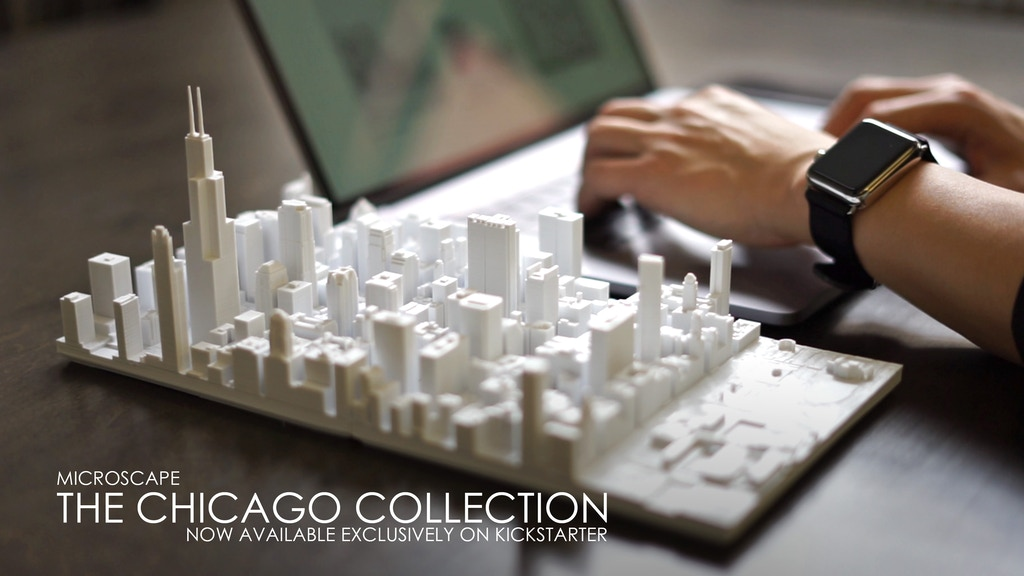 Microscape | Downtown Chicago project video thumbnail