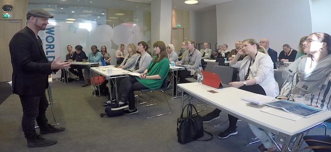World Anti-Bullying Forum, Stockholm, 2017