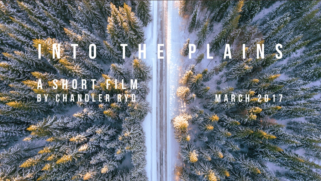 Into the Plains // Short Film project video thumbnail