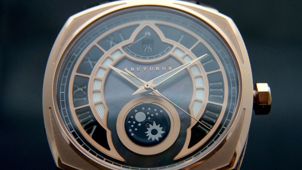 Arcturus Watches: Revitalising an Era of Opulence project video thumbnail