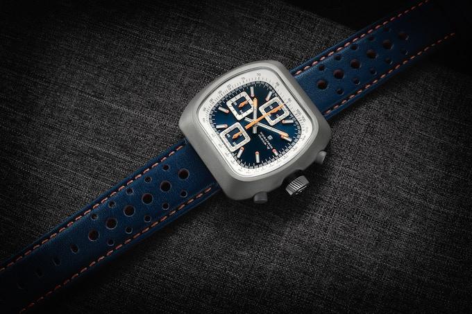 Matte case Quartz Version A blue