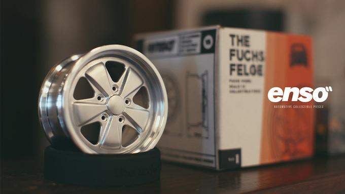 Enso'' Wheels-Fuchs Wheel