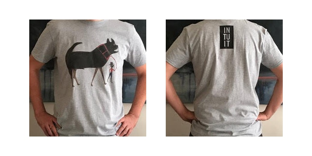 Exclusive Bill Traylor T-Shirts (part of $1000 bundle): t-shirts featuring Bill Traylor's artwork, donated by Intuit