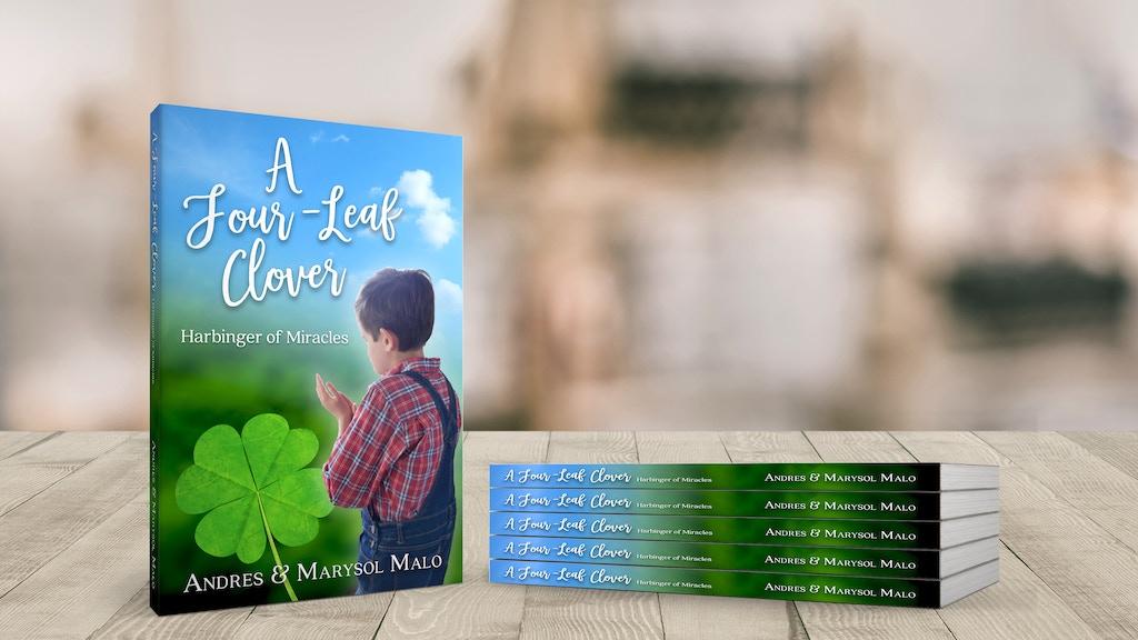 A Four-Leaf Clover BOOK // Un Trébol de Cuatro Hojas LIBRO project video thumbnail