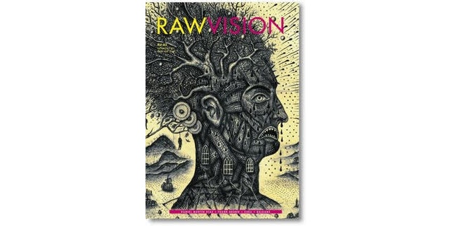 Raw Vision subscription (part of $2500 bundle): A yearly subscription to Raw Vision