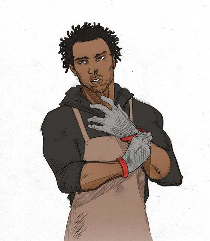 Marcus, The Butcher's Butcher