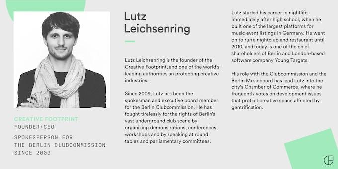 """Lucky"" Lutz Leichsenring"