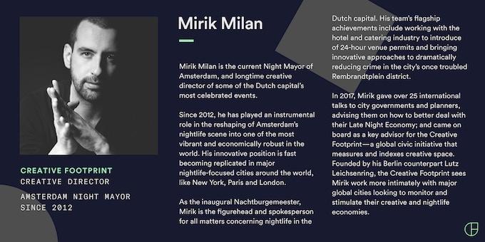 """The OG Night Mayor Mirik """"Milano"""" Milan"""
