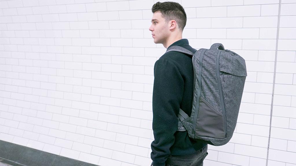 Arcido: Akra & Vaga - Carry-on Luggage System
