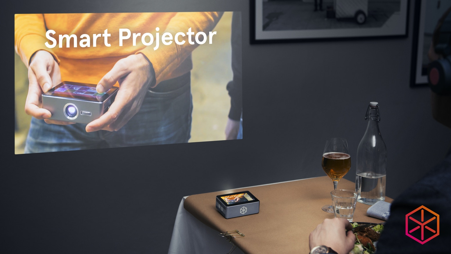 Sweam - Smart Projector