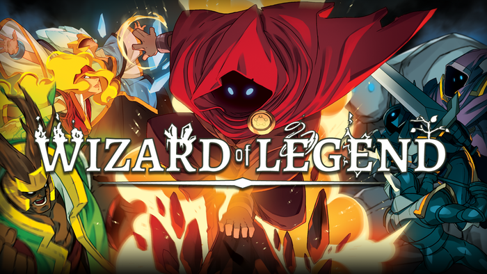 A fast paced 2D dungeon crawler where you assume the role of a powerful wizard on their quest for fame and glory!