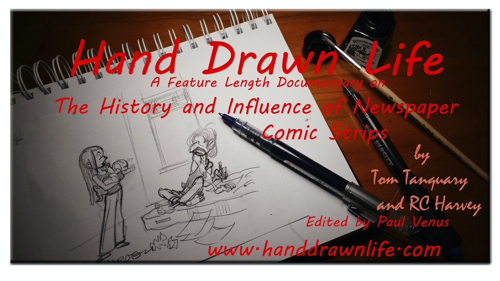 Hand Drawn Life project video thumbnail