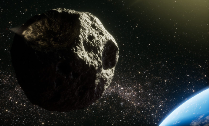 Extinction Level Event Meteors. They must be destroyed at all costs!