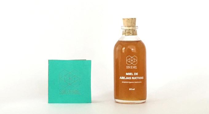 miel abejas nativas (60 ml)
