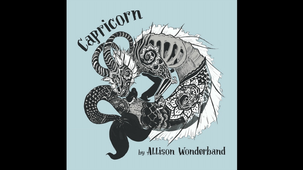 """Capricorn"": Allison Wonderband's first album. Ever. project video thumbnail"