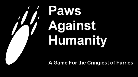 Paws Against Humanity