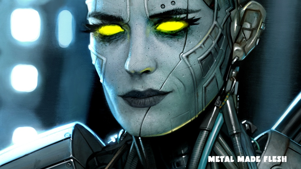 Metal Made Flesh (Hardback reprint) project video thumbnail