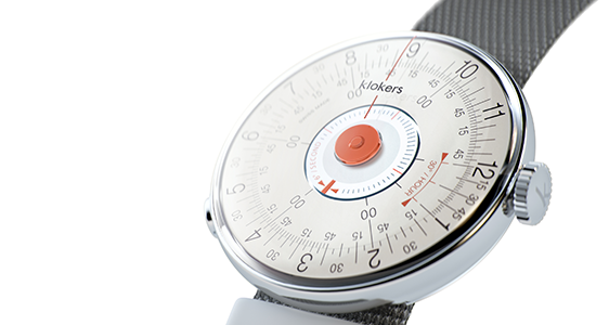 KLOK-08 WITH SAPPHIRE GLASS OPTION NOW AVAILABLE!