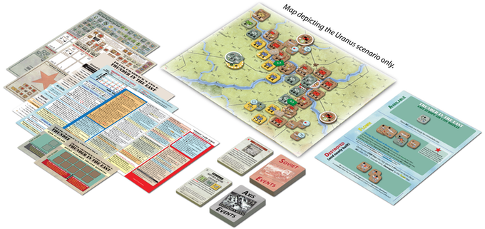 Thunder in the East by Victory Point Games — Kickstarter