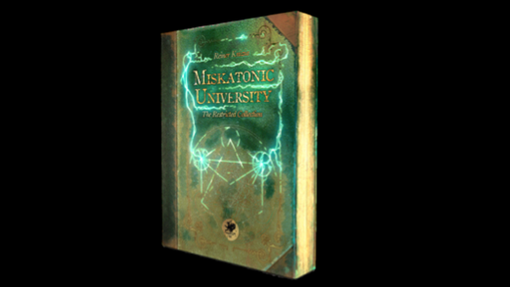Miskatonic University: The Restricted Collection Board Game project video thumbnail