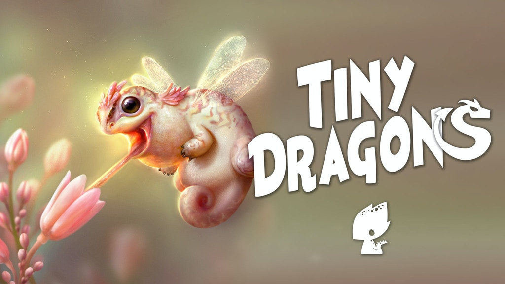 Tiny Dragons Art Project project video thumbnail