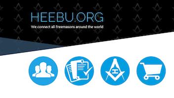Heebu.org Masonic Social Network & Secretary Tool