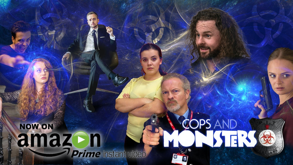 Cops and Monsters: Uprising - Webseries Pre-production Fund project video thumbnail
