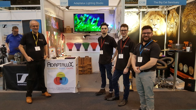 The team at The Photography Show 2017