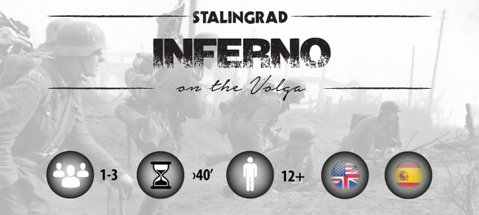 For the first time you can play a block game of the most famous battle of WW2 on a highly detailed map, in less than 1 hour. In solitaire - using an innovative AI module - or with your friends. Rules in English and Espanol